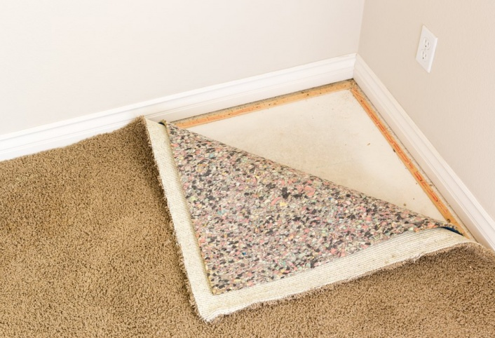 Can Carpet Padding Be Cleaned?